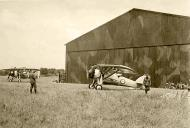 Asisbiz French Airforce Morane Saulnier MS 230 captured intact by German ground forces France May Jun 1940 01