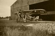 Asisbiz French Airforce Morane Saulnier MS 230 disabled by retreating French forces France May Jun 1940 01