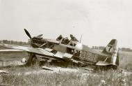 Asisbiz French Airforce Morane Saulnier MS 406C sn574 destoryed when grounded France May Jun 1940 ebay 01