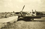 Asisbiz French Airforce Morane Saulnier MS 406C1 grounded at Cambrai airbase France 1940 ebay 01
