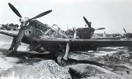 Asisbiz French Airforce Morane Saulnier MS 406C1 grounded at a French airbase France 1940 ebay 02