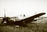 Asisbiz French Airforce Morane Saulnier MS 406C1 sn318 landing mishap France pre hostilities ebay 01