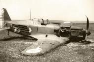 Asisbiz French Airforce Morane Saulnier MS 406C1 sn372 GC II.6 force landed France 1940 web 01