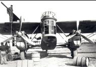 Asisbiz French Airforce Potez 540 being refueled at a French airbase France ebay 03
