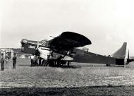 Asisbiz French Airforce Potez 540 being refueled at a French airbase France ebay 04