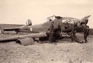 Asisbiz French Airforce Potez 63.11 Black 401 captured after force landing France 1940 ebay 01