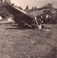 Asisbiz French Airforce Potez 63.11 captured during the battle of France 1940 ebay 02