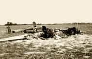 Asisbiz French Airforce Potez 63.11 destroyed after force landing France May Jun 1940 ebay 01
