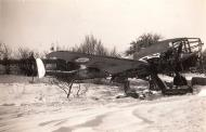 Asisbiz French Airforce Potez 63.11 destroyed whilst on the ground France May Jun 1940 ebay 01