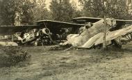 Asisbiz French Airforce Potez 63.11 wrecked fuselage at Charleville France 1940 ebay 01