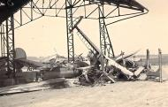 Asisbiz French Airforce Potez 630 destroyed during the battle France May Jun 1940 01