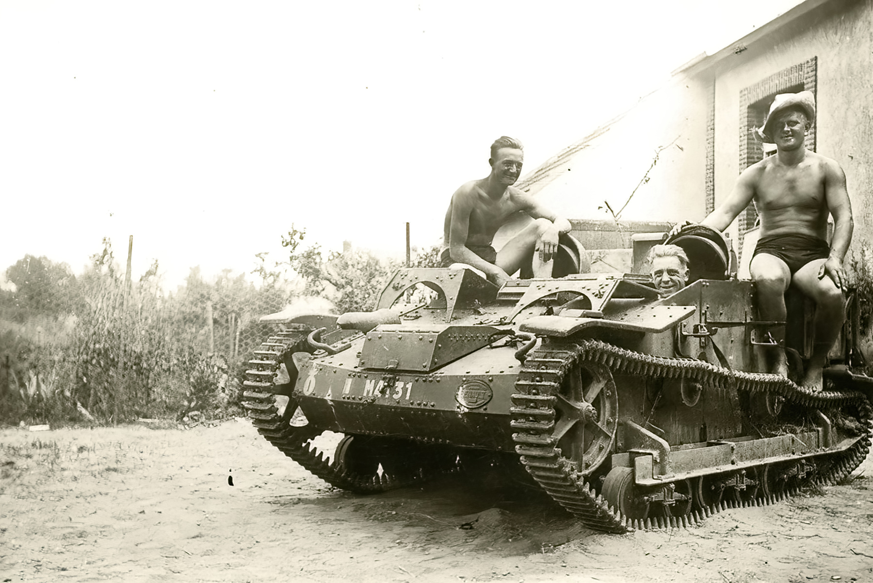 French Army Renault UE2 captured in Belgium May 1940 ebay 01