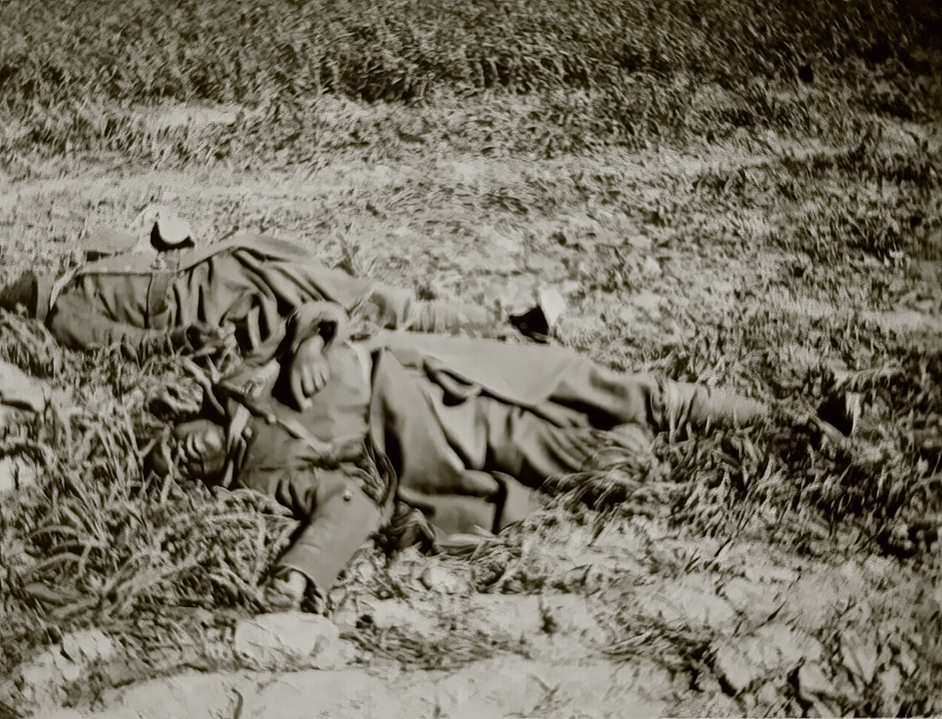 French soldiers most likely executed after surrendering battle of France May Jun 1940 ebay 01