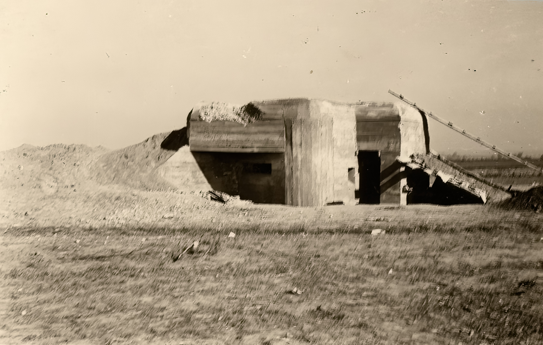 Maginot Line was the bastion of French defensive strategy against Germany 1940 01