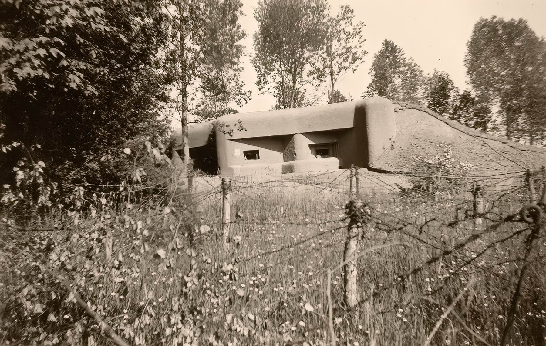 Maginot Line was the bastion of French defensive strategy against Germany 1940 02