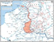Asisbiz A map showing German advance until noon 16th May 1940 wiki 0A