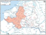 Asisbiz A map showing German advance up to 21st May 1940 wiki 0A