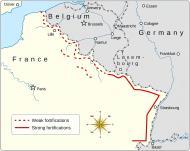 Asisbiz A map showing Maginot Line 1940 wiki 0A