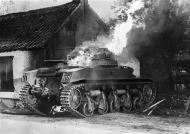 Asisbiz Belgian Char Moyen de Combat Renault ACG1 knocked out Belgium 1940 ebay 01