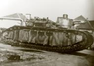 Asisbiz French Army Char 2C or FCM 2C heavy tank destroyed during battle of France 1940 ebay 02