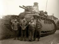 Asisbiz French Army Char 2C or FCM 2C was a heavy tank used during battle of France 1940 web 01