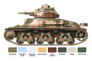Asisbiz French Army Hotchkiss H35 profile during battle of France 1940 web 0A