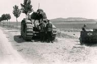 Asisbiz French Army Renault Char B1 captured during the battle of France 1940 ebay 02