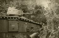 Asisbiz French Army Renault Char B1 named Aramis 400 abandoned during the battle of France 1940 ebay 01