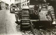 Asisbiz French Army Renault Char B1 named Bearn II knocked out during the battle of France 1940 ebay 01