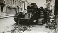Asisbiz French Army Renault Char B1 named Bearn II knocked out during the battle of France 1940 ebay 02