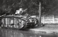 Asisbiz French Army Renault Char B1 named Mulhouse captured during the battle of France 1940 ebay 01