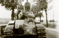 Asisbiz French Army Renault Char B1 named Vertus captured during the battle of France 1940 ebay 01
