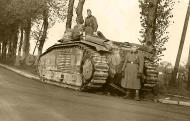Asisbiz French Army Renault Char B1bis abandoned during the battle of France 1940 ebay 01