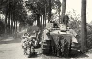 Asisbiz French Army Renault Char B1bis abandoned during the battle of France 1940 ebay 02