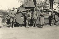 Asisbiz French Army Renault Char B1bis abandoned during the battle of France 1940 ebay 03