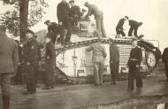 Asisbiz French Army Renault Char B1bis captured during the battle of France 1940 ebay 01