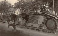 Asisbiz French Army Renault Char B1bis destroyed in Laon France 1940 ebay 01