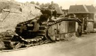 Asisbiz French Army Renault Char B1bis knocked out Saint Simon France May 1940 ebay 01