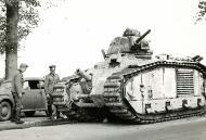 Asisbiz French Army Renault Char B1bis named Madagascar captured battle of France ebay 01
