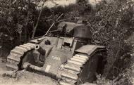 Asisbiz French Army Renault Char B1bis named Turen 491 abandoned battle of France ebay 01