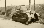 Asisbiz French Army Renault FT 17 sn83208 captured during the Battle of France 1940 ebay 01