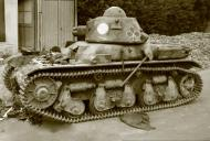 Asisbiz French Army Renault R35 support tank abandoned battle of France 1940 ebay 06