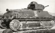 Asisbiz French Army Somua S35 abandoned along a roadside France June 1940 ebay 02