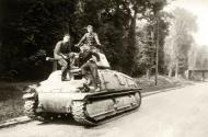 Asisbiz French Army Somua S35 now in German hands France 1940 ebay 01