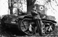 Asisbiz French tank Renault AMC 35 snI87363 5RDP Regiment de Dragons Portes France 1940 ebay 01