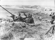Asisbiz German coastal flak battery in France 10th June 1940 NIOD