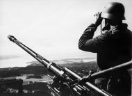 Asisbiz German coastal flak battery setup in Norway to fortify Europe 9th Nov 1940 NIOD