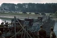 Asisbiz German troops cross a pontoon bridge on their way to Paris after Frances capitulation 25th June 1940 01