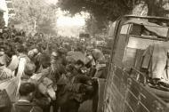Asisbiz War refugees caused chaos for the French army trying to maneuver during the German advance 1940