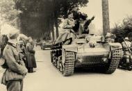 Asisbiz Wehrmacht Panzerstaffel Kpfw.38(t) ausf ef flamethrower tank rare photo ebay 01